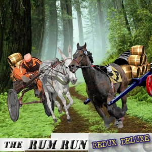 rum run mock-up