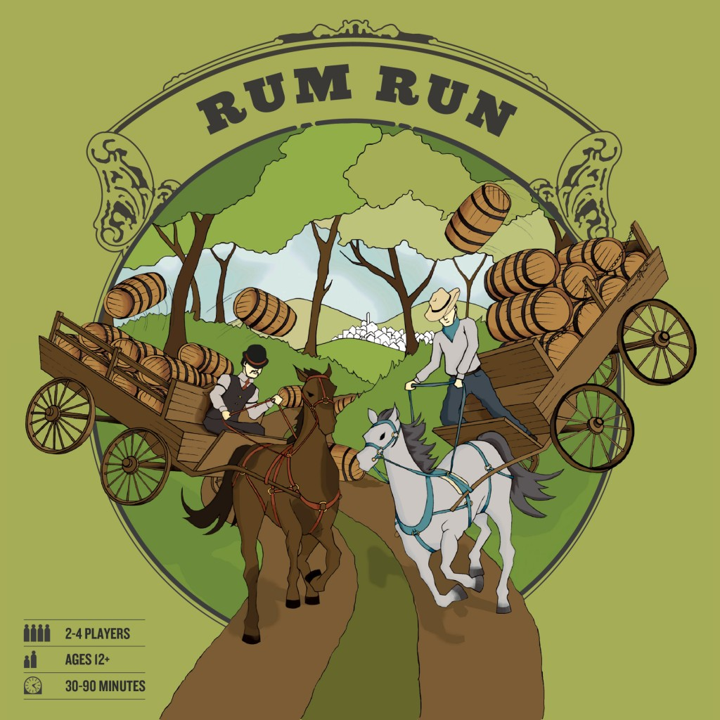 The Rum Run Box Art